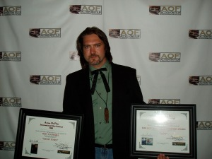 DJ Perry @ Action on Film Festival Awards Ceremony